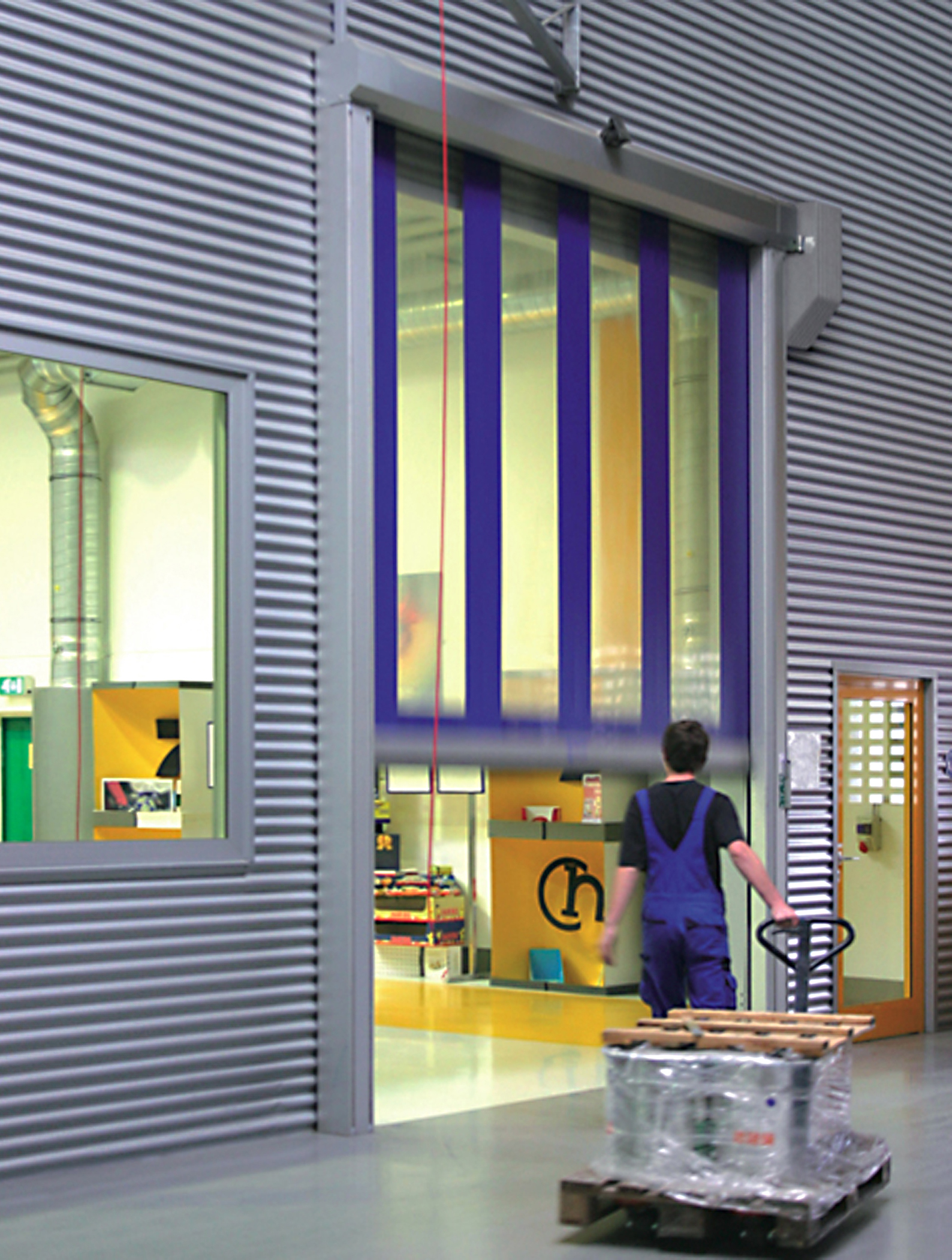 Control systems for industrial doors and why we use them