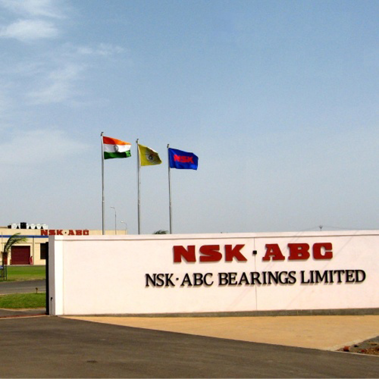 NSK INCREASES CAPITAL STAKE IN ABD BEARINGS LIMITED TO FURTHER EXPAND ITS BEARING BUSINESS INDIA