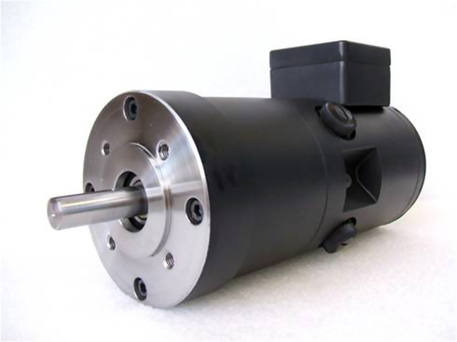 Servomotor Range Is Rugged And High Performance