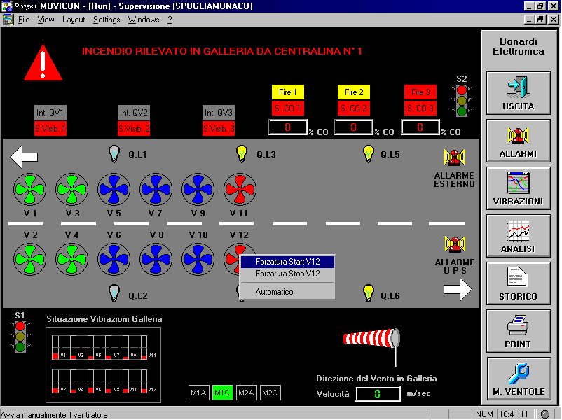 Scada Helps Keep Road Tunnel Traffic Safe And Free Flowing