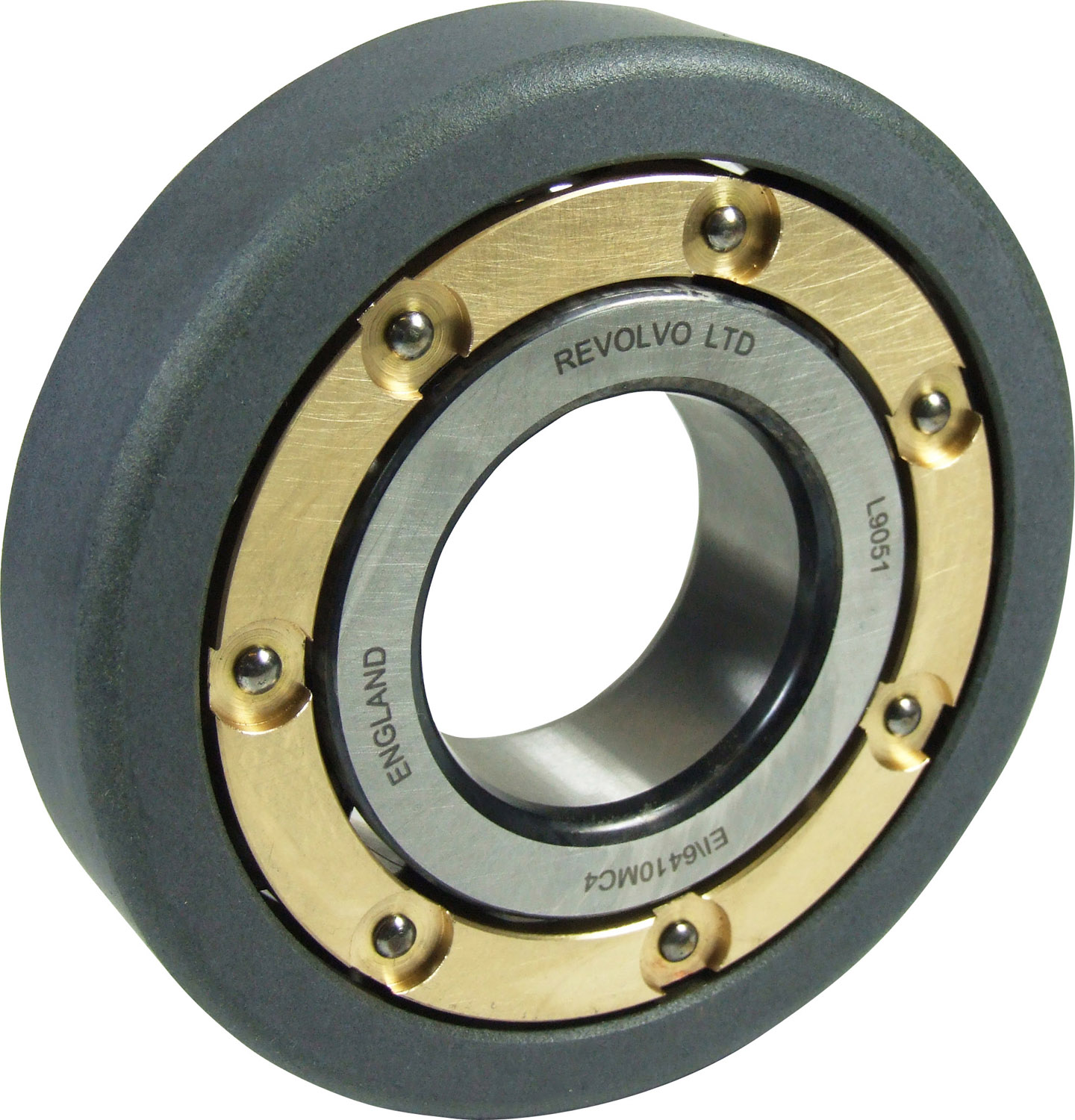 Revolvo insulated bearing technology gains market share for Electric motor bearings suppliers