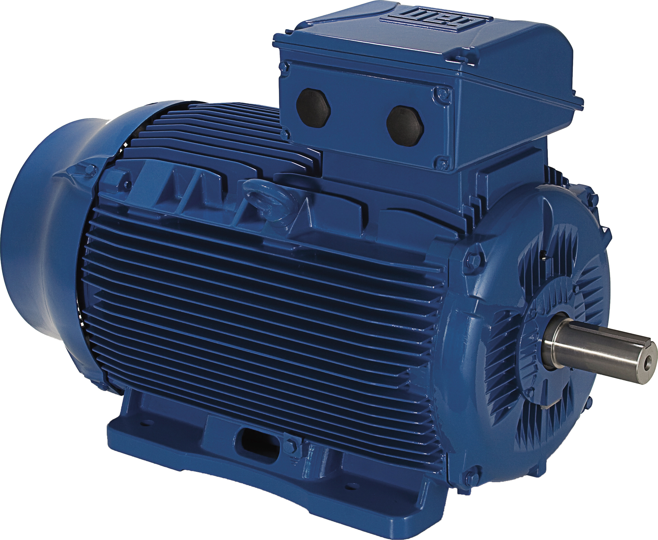 Weg W22 High Efficiency Motors Conform To Wimes